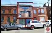 WATERLOO - Triplex 110 m² 2 chambres et bureau
