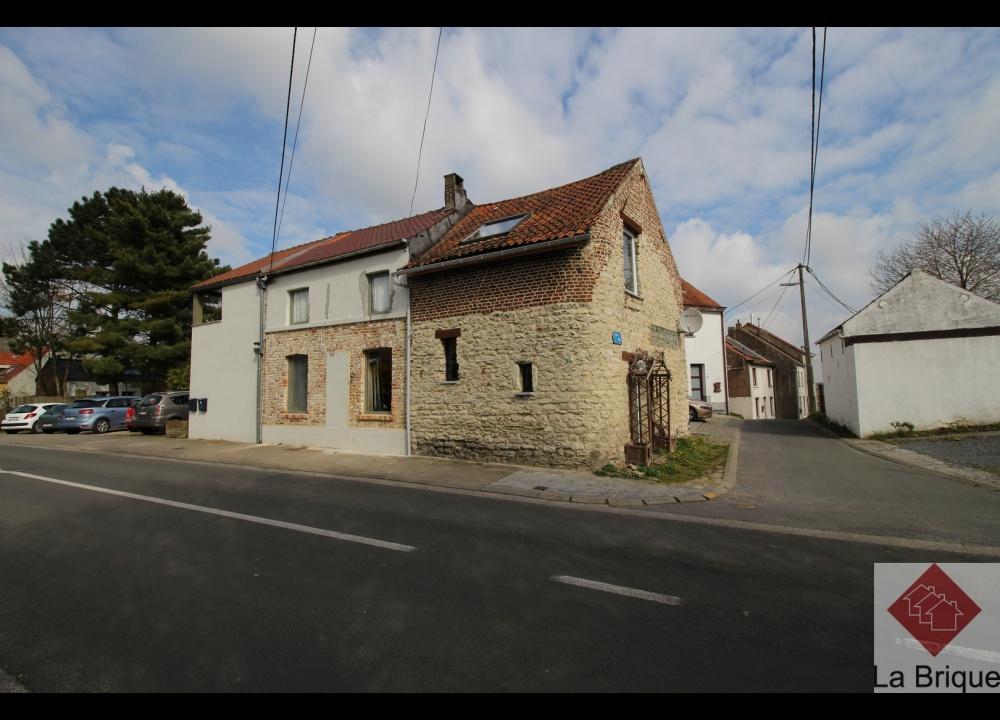 * Loué * BRAINE-L'ALLEUD - Apt  60 m² 1 ch et terrasse