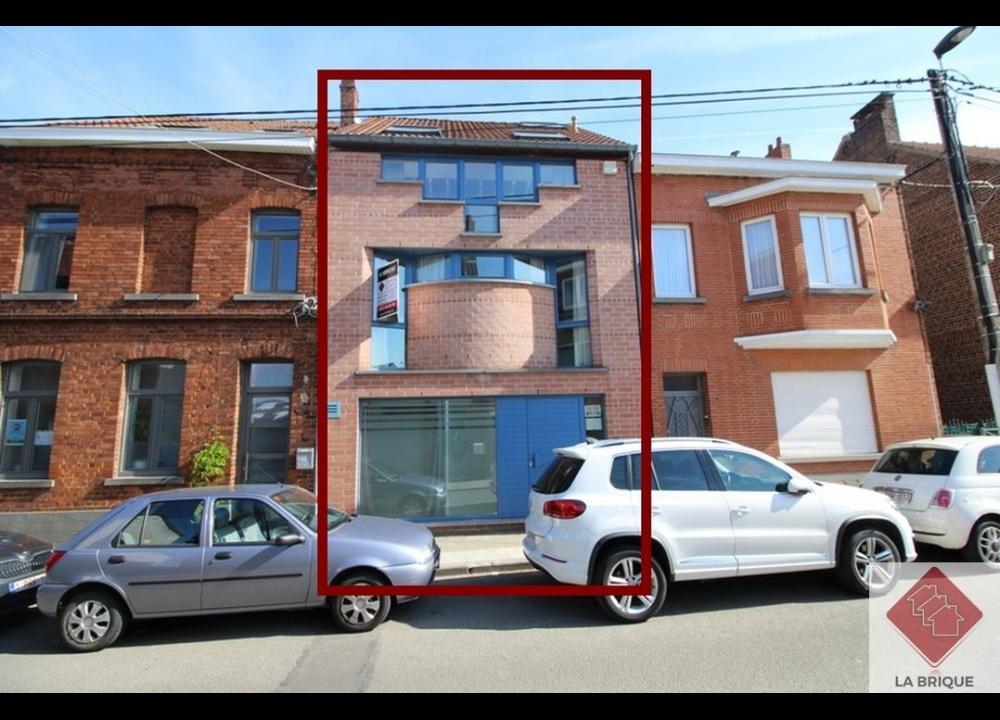 WATERLOO - Immeuble mixte