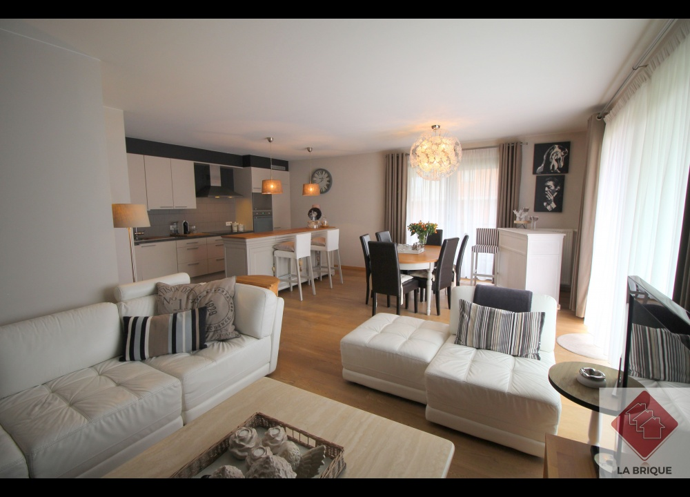 BRAINE- L'ALLEUD - Appartement 2 chambres
