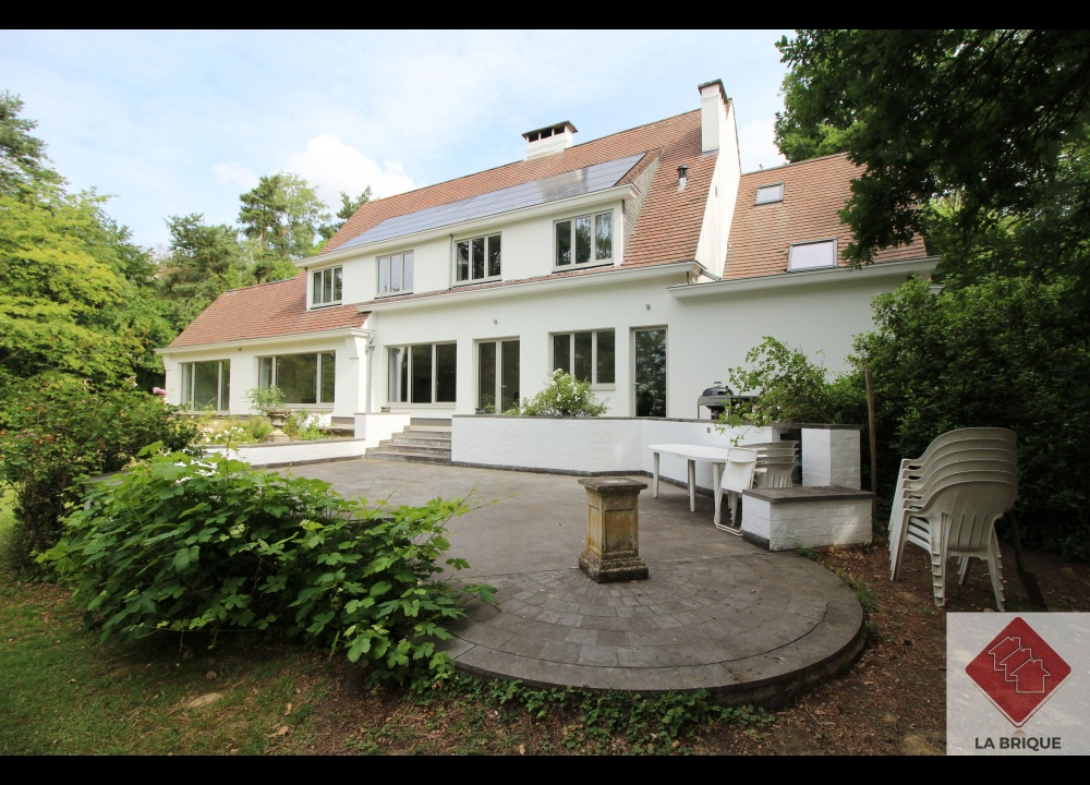 LA HULPE - Demeure d'exception - 400 m² - 5 chambres - 40 Ares