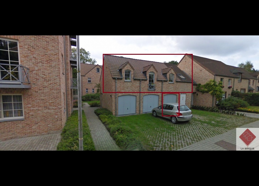 CEROUX-MOUSTY - Appartement 2 chambres et garage