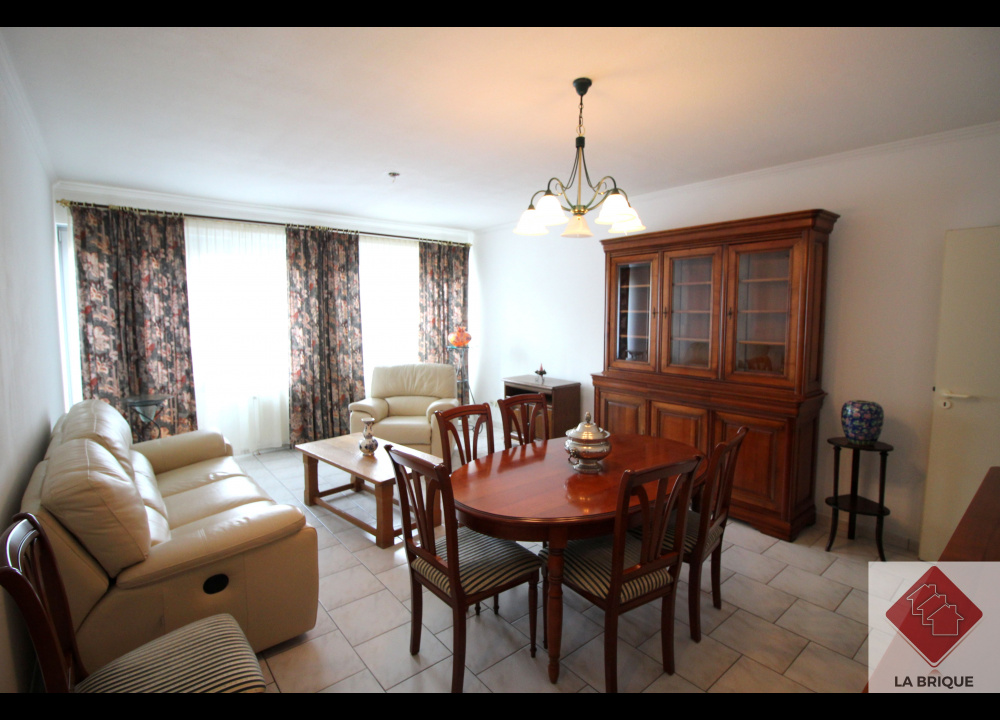 *** Loué*** A LOUER - NIVELLES - Appartement 3 chambres