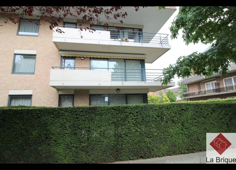 * LOUE * WATERLOO - Appartement 2 chambres avec terrasse Sud