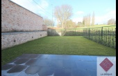 * LOUE * LASNE Rez-de-jardin et terrasse