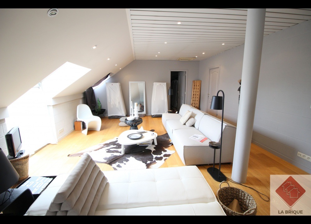 * Loué * WATERLOO - Appartement 2 chambres