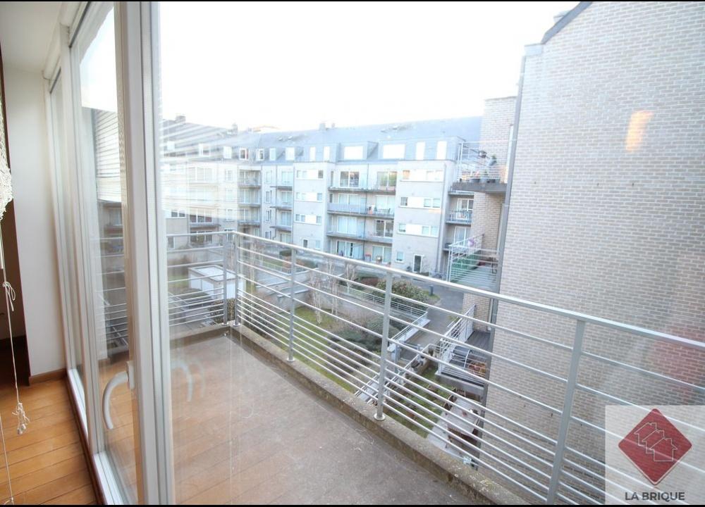 * Loué * WOLUWE - Appartement 1 chambre avec terrasse