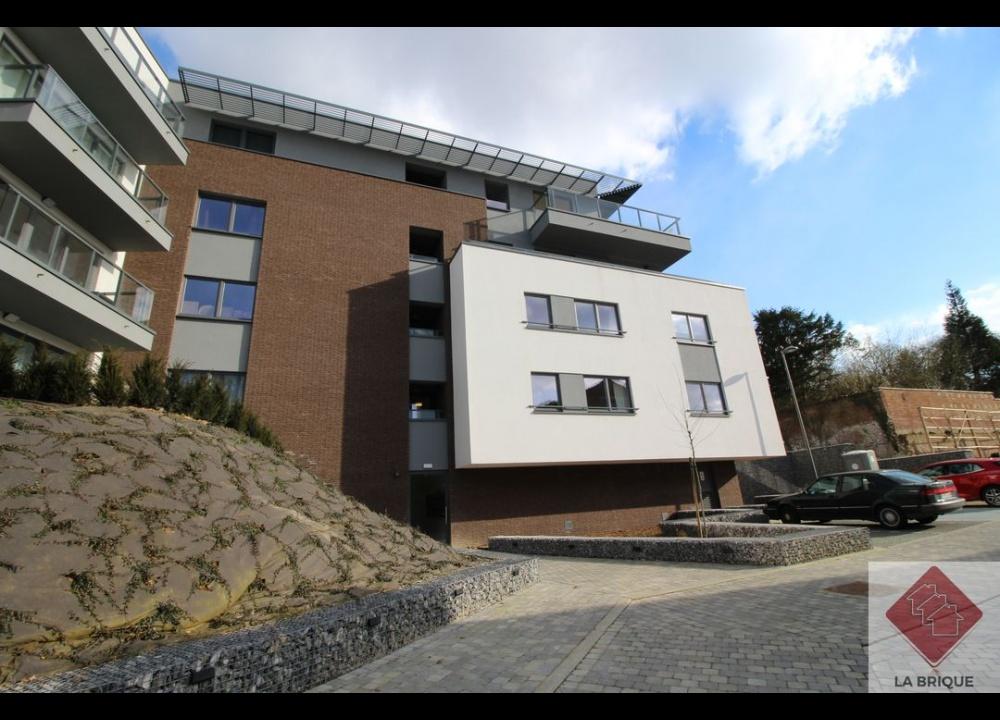 * Loué * NIVELLES - Appartement 2 ch avec terrasse