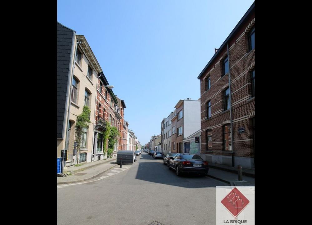 JETTE - T 541 m² ction immeuble à apts